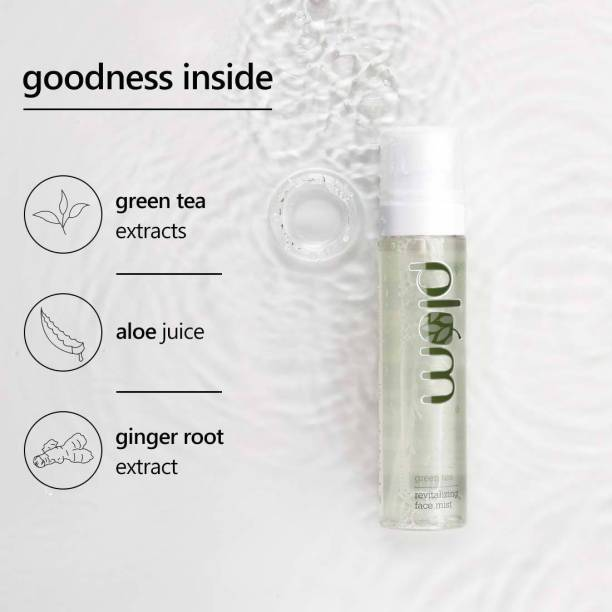 Plum Green Tea Revitalizing Face Mist Men & Women