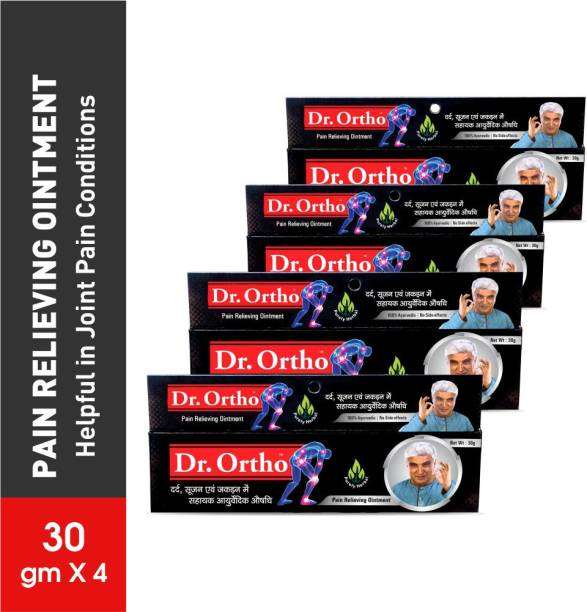 Dr. Ortho Pain Relief Ointment - Pack of 4 Gel