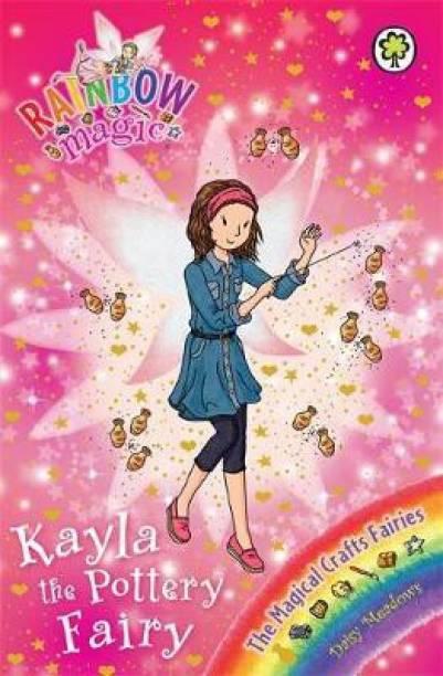 Rainbow Magic: Kayla the Pottery Fairy