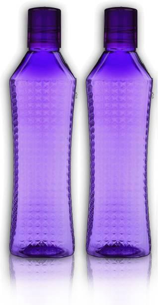 Flipkart SmartBuy Square Purple-2 1000 ml Bottle