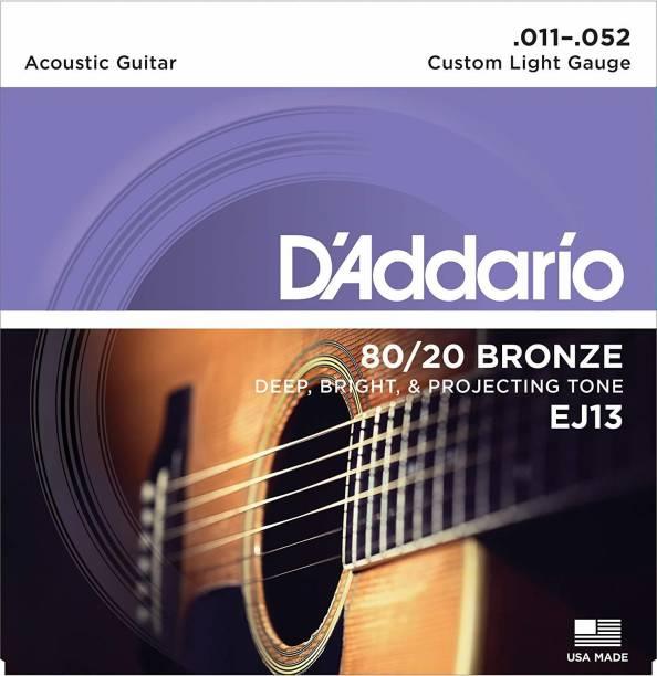 D'ADDARIO Acoustic EJ13 Guitar String