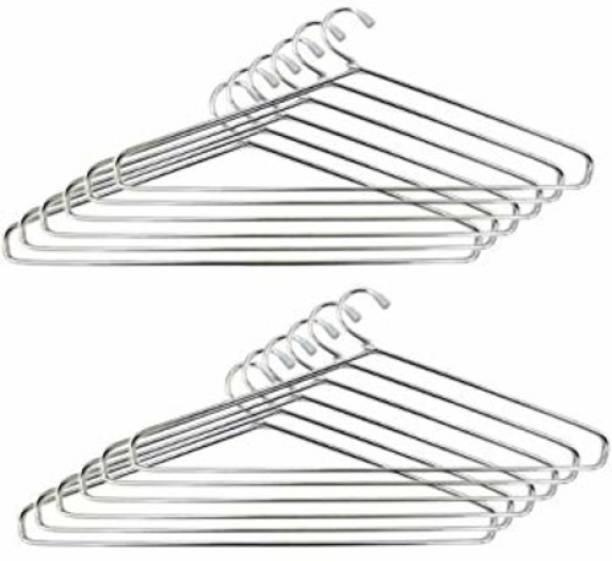 Smax Steel Pack of 12 Hangers
