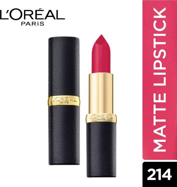 L'Oréal Paris Color Riche Moist Matte Lipstick