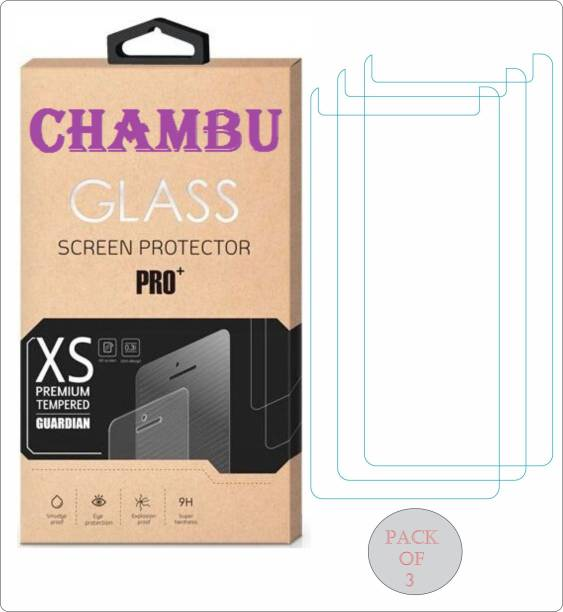 CHAMBU Tempered Glass Guard for Amazon Fire HD 10