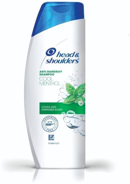 HEAD & SHOULDERS Cool Menthol Shampoo