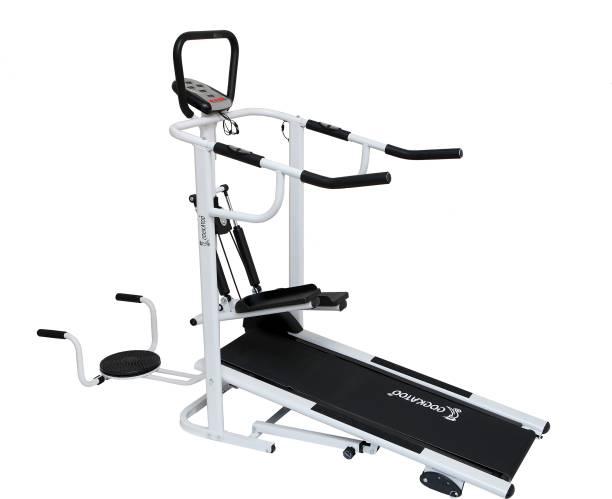 COCKATOO CMT-01 4 in 1 Multi-function Treadmill