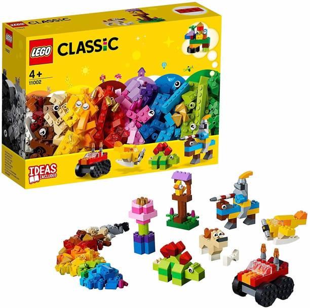 LEGO Classic Basic Building Blocks for Kids (300 Pcs)11002