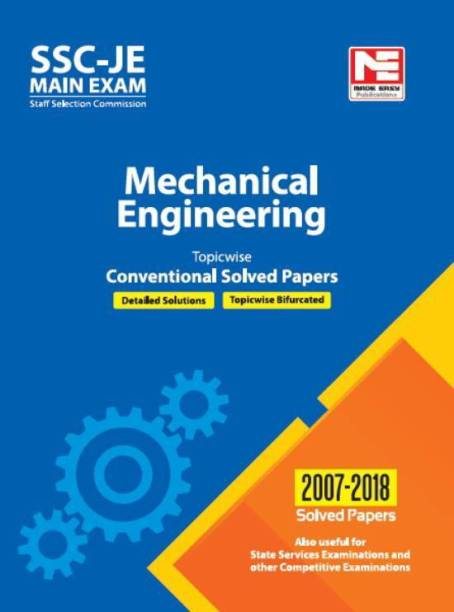 Ssc Je Mechanical Engineering - Previous Year Conventional Solved Papers