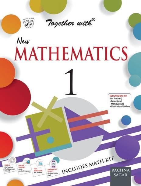 New Mathematics Kit-Class I - Includes Math Kit