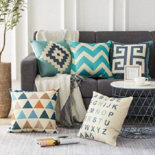 BLUEDOT Printed Cushions Cover