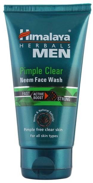 HIMALAYA PIMPLE CLEAR NEEM FACE WASH Face Wash