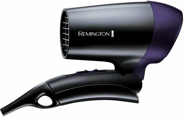 REMINGTON D2400 Foldable Travel Dryer Hair Dryer