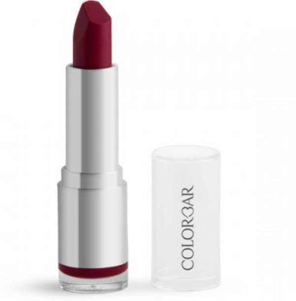 COLORBAR Stylish Matte Brick-O-La Shade Lipstick for Women - VML042