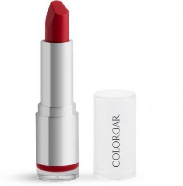 COLORBAR Stylish Matte Heart Heating Shade Lipstick for Women - VML091