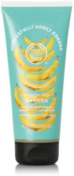 THE BODY SHOP Banana Body Polish Scrub 200 Ml Scrub