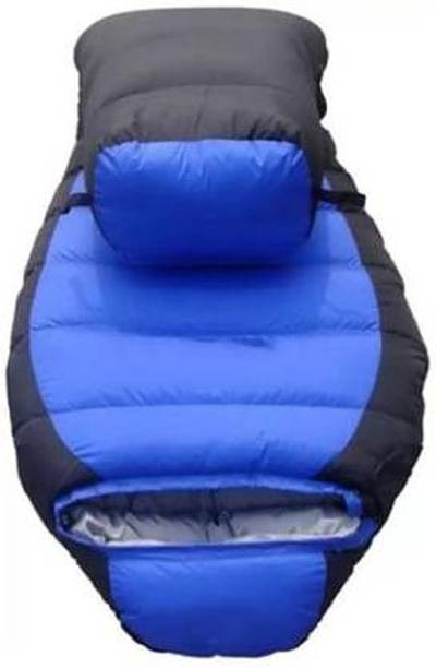 Bs Spy Ultra Warm Duck Down Feather Camping & Hiking (0° C to -10° C) Sleeping Bag