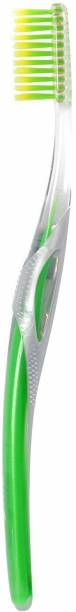 Colgate SlimSoft Advanced Ultra Soft, 0.01mm Ultra Soft Dual Core Slim Tip Ultra Soft Toothbrush
