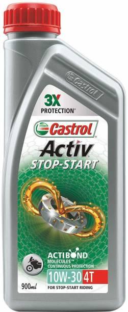 Castrol Activ Stop-start 4T Activ STOP-START Full-Synthetic Engine Oil