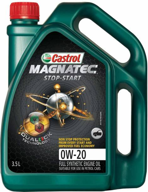 Castrol Magnatec Stop-start 0W-20 Full Synthetic Synthetic Blend Engine Oil