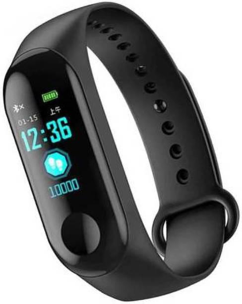 Vacottadesign M3 Smart Tracker Watch Heart Rate Fitness Band
