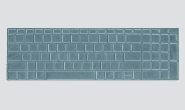 Saco Keyboard Silicon Protector for 15Q 15.6-inch Laptop Laptop Keyboard Skin