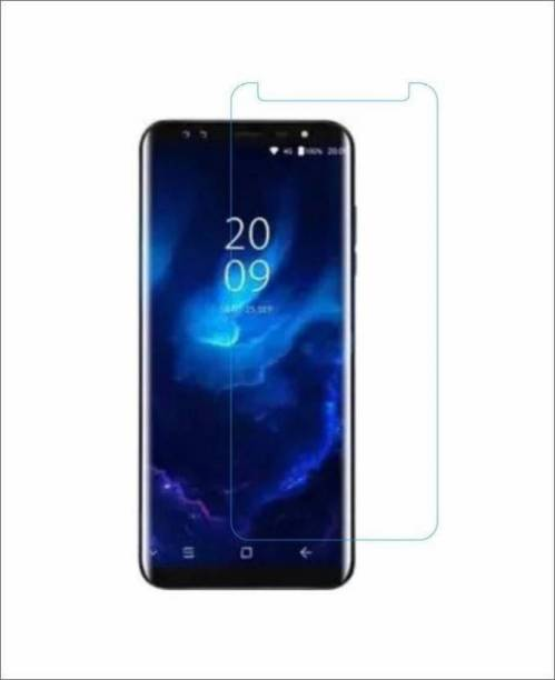 DARSHILGOLBE Edge To Edge Tempered Glass for Asus Zenfone Max Plus M2