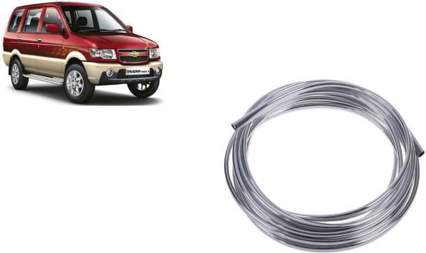 Take Care AC-VENT- -2 Chrome Chevrolet Tavera Front Garnish
