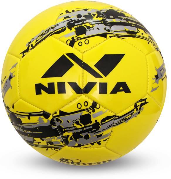 NIVIA Snow Storm Football - Size: 5