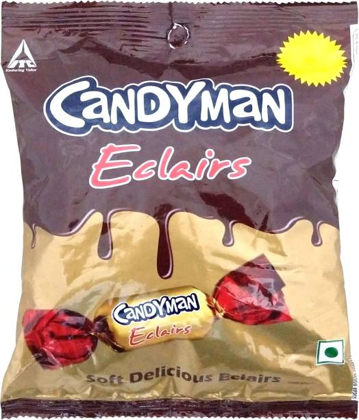 Candyman Eclairs Toffee