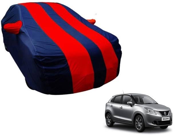 Flipkart SmartBuy Car Cover For Maruti Suzuki Baleno (With Mirror Pockets)