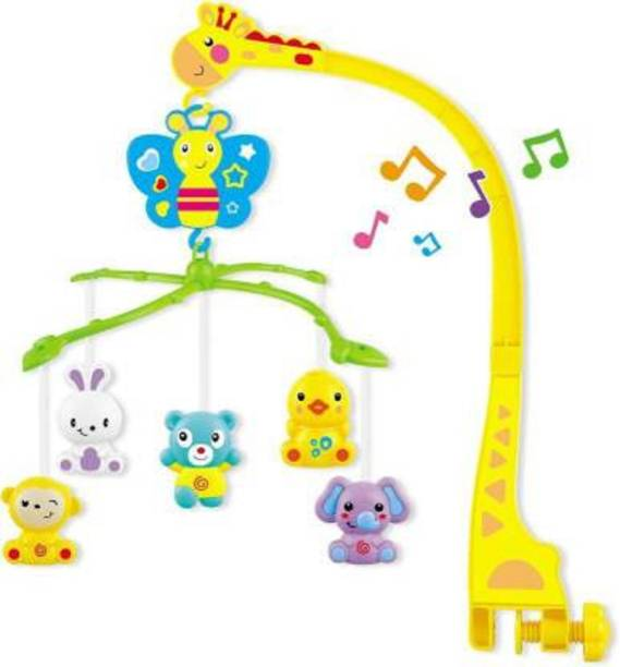 shubhcollection Musical Cot Toy