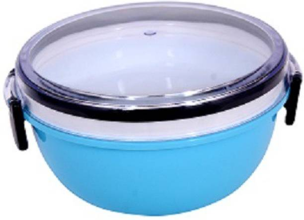 AKR Tiffin Box With Container And Easy to Carry 1 Containers Lunch Box 1 Containers Lunch Box