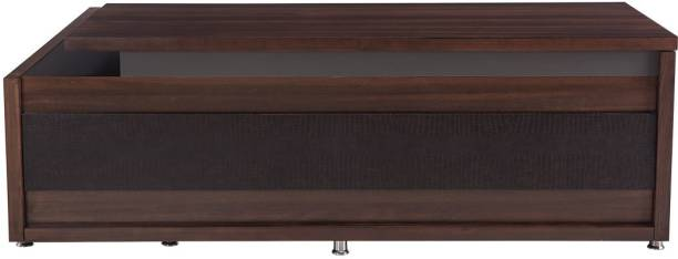 Durian Adroit Brown Engineered Wood Office Table