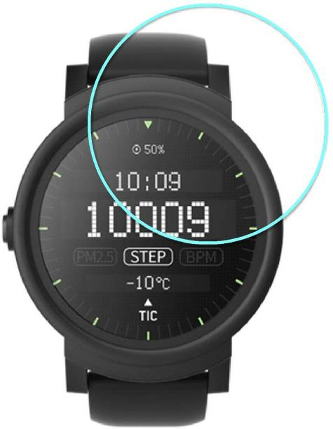 ACUTAS Tempered Glass Guard for Ticwatch E2 (Watch not include)