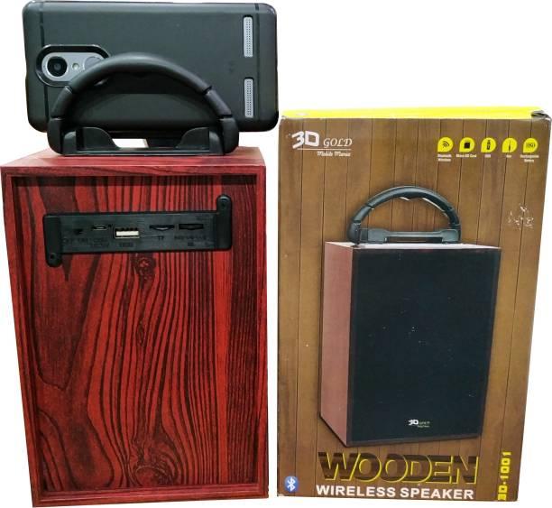 BUY SURETY Premium Bass Wireless Portable Rechargeable HIFI Music Audio Soundbar 5 W Bluetooth Speaker