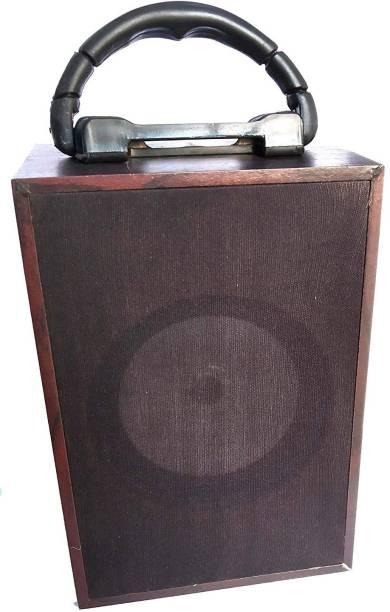 BUY SURETY Wooden Multi function Portable Indoor Outdoor Wireless Bluetooth Speaker 5 W Bluetooth Speaker