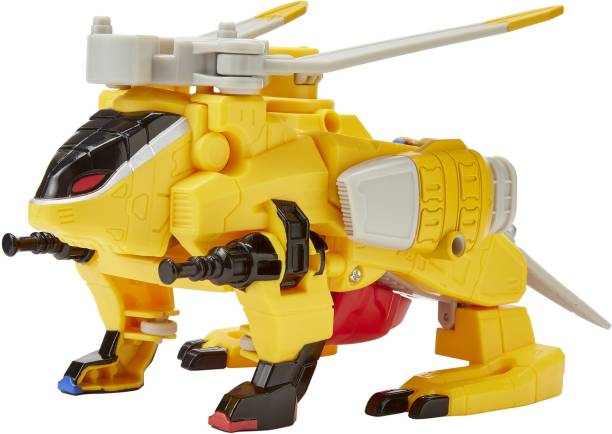 Power Rangers Beast Morphers Beast Chopper Converting Zord Action Figure Toy from the TV Show