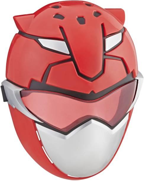 Power Rangers Beast Morphers Red Ranger Mask for Roleplay