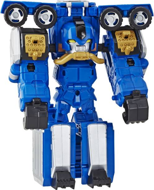 Power Rangers Beast Morphers Beast Wheeler Converting Zord Action Figure Toy from the TV Show