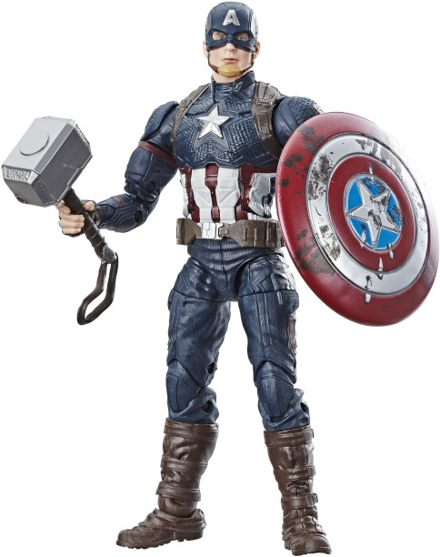 Multi Listing Captain America Action Figures New Stock Always Added