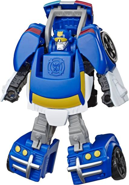 TRANSFORMERS RESCUE BOTS ACADEMY - Chase - The Police BoT