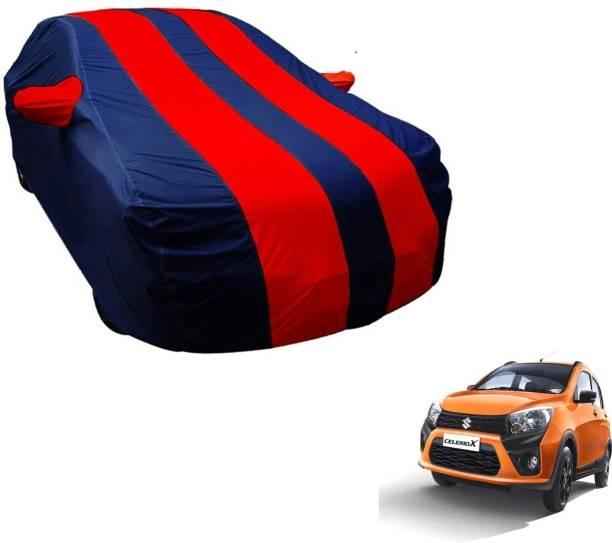 Flipkart SmartBuy Car Cover For Maruti Suzuki Celerio (With Mirror Pockets)