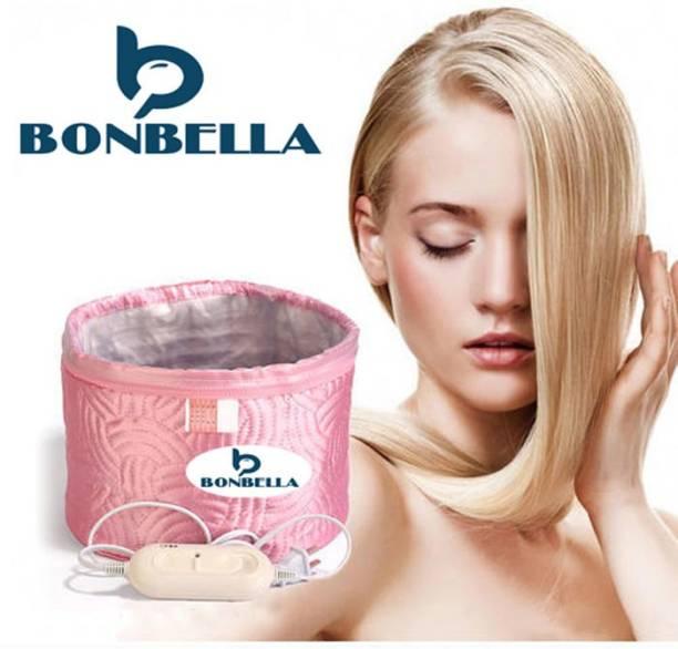 Bonbella hair steamer hair spa cap thermal spa steam cap Hair Steamer