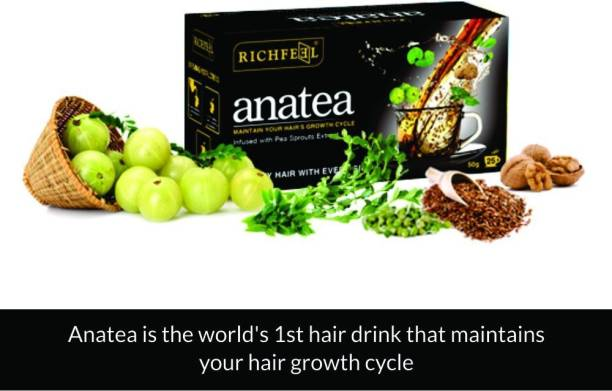 RICHFEEL Anatea healthy hair drink, 50 gm