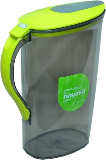 NAYASA 2.1 L Water icon jug 2.1 ltr Jug