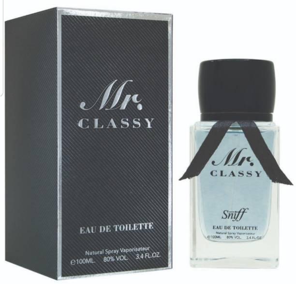 SNIFF MR. CLASSY Eau de Parfum  -  100 ml