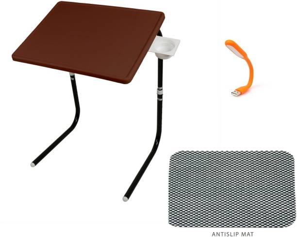 Wudore Multi purpose Tablemate Plastic Portable Laptop Table