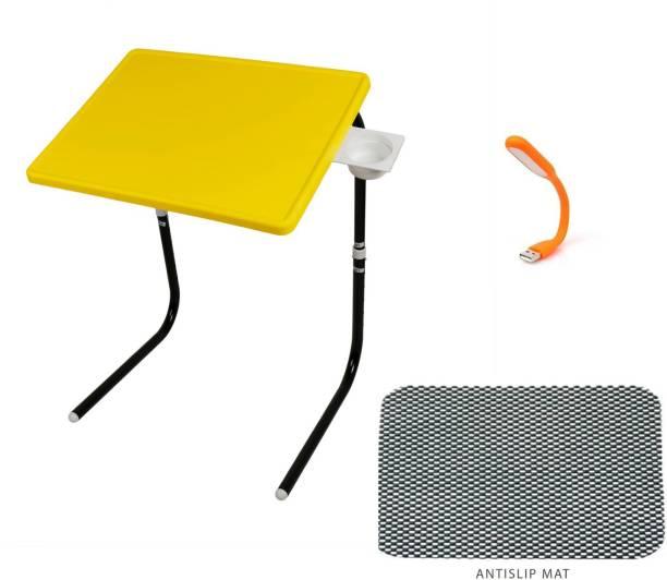 Wudore Multi purpose Table mate Plastic Portable Laptop Table