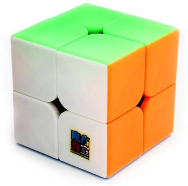 Cubelelo MFJS MeiLong 2x2 Stickerless Cube