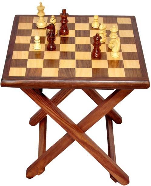 Triple S Handicrafts Ch_e_ss55 81.28 cm Chess Board